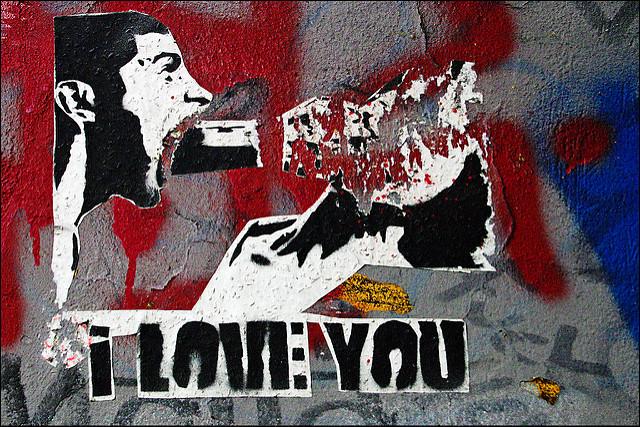 Liebe und Gewalt