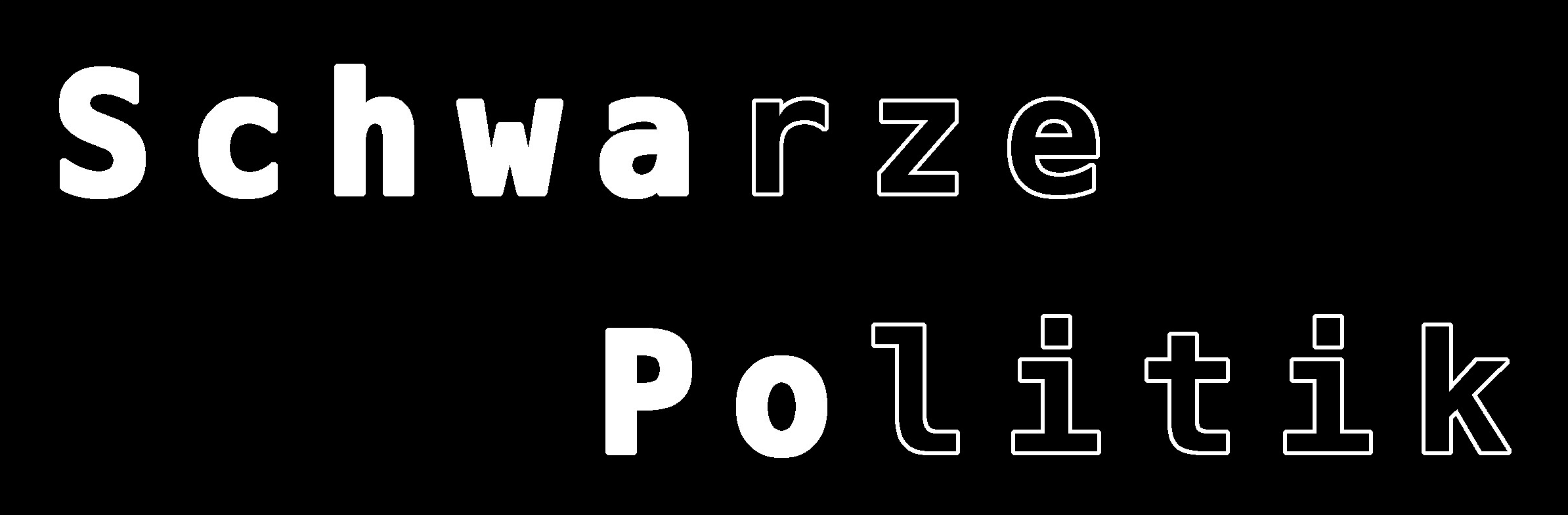 SchwaPo – Schwarze Politik!