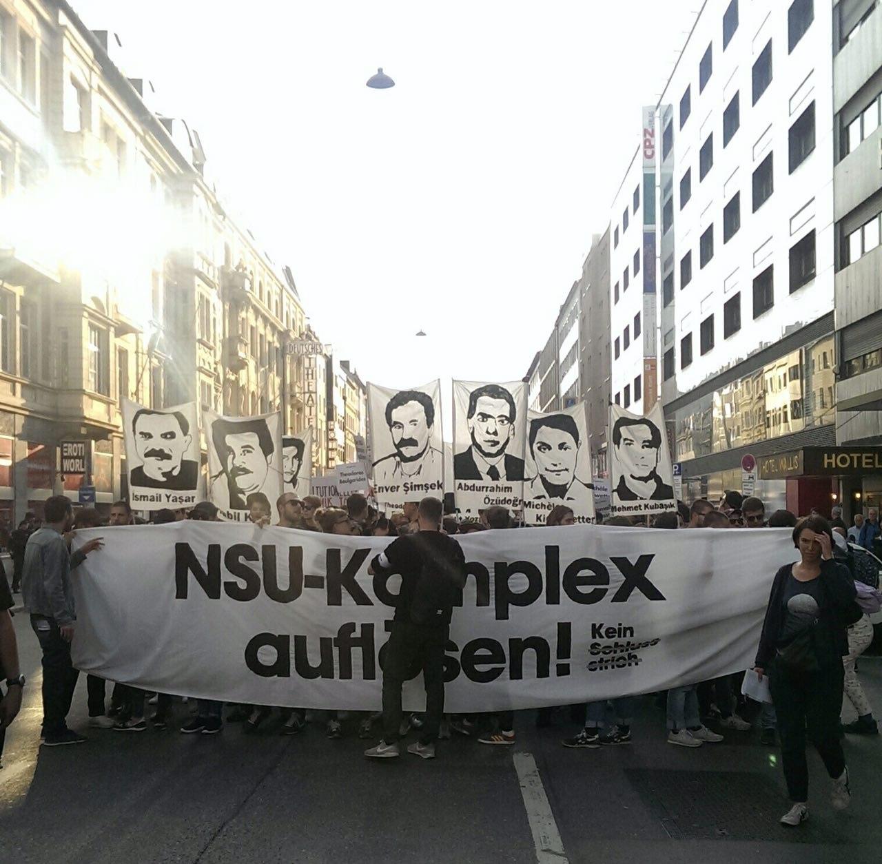 München im Frühsommer: Ein Rückblick auf die Urteilsverkündung im NSU Prozess