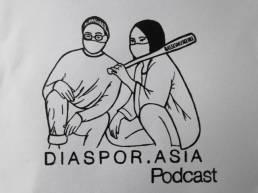 Diaspor.asia schwingt die Rassismuskeule