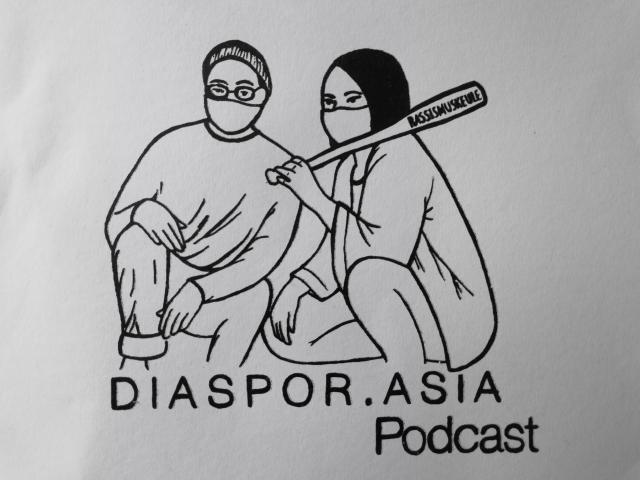 Diaspor.asia zu Besuch beim Young Migrants Blog