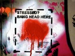 Stress Überdruss