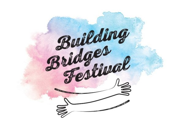 Plakat des Building Bridges Festivals