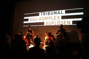 """Tribunal """"unravel the NSU complex"""""""