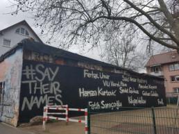 #Hanau #SayTheirNames