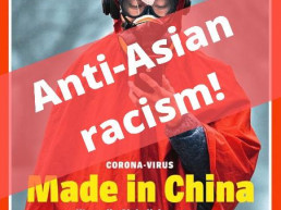 anti-asiatischer Rassismus
