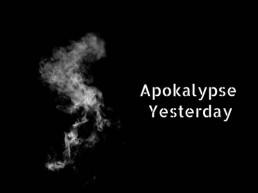 Apokalypse Yesterday