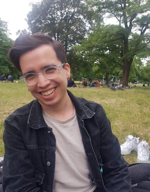 Salomón en el parque